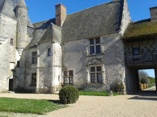 Chateau de Chémery : Bed and Breakfast near La Vernelle