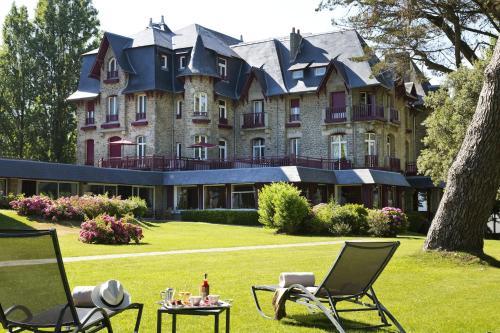 Le Castel Marie Louise : Hotel near La Baule-Escoublac