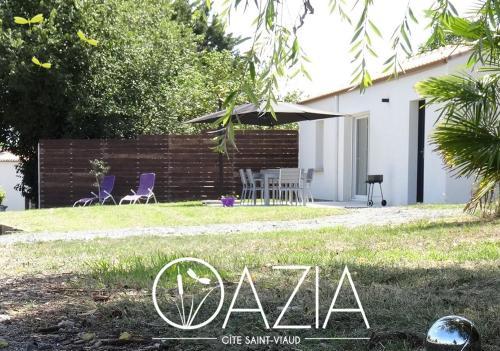 Gîte Oazia Saint Viaud : Guest accommodation near Saint-Viaud