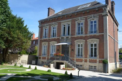 La Demeure De Charme : Guest accommodation near Troyes