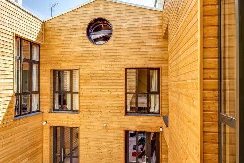 Lofts Chemin Vert : Apartment near Paris 11e Arrondissement