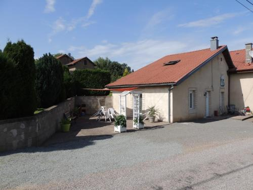 Gîte Du Chanois : Guest accommodation near Tavey