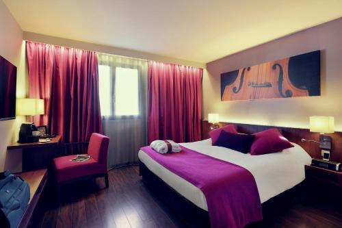 Mercure Perpignan Centre : Hotel near Peyrestortes
