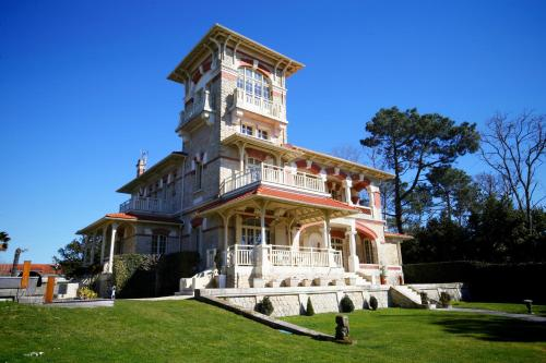 Villa La Tosca : Guest accommodation near Andernos-les-Bains