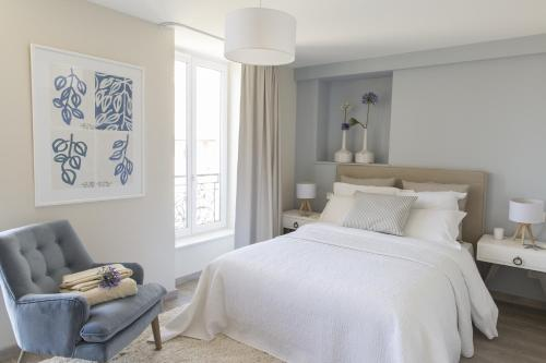La Bourgeoise : Guest accommodation near Neufmesnil