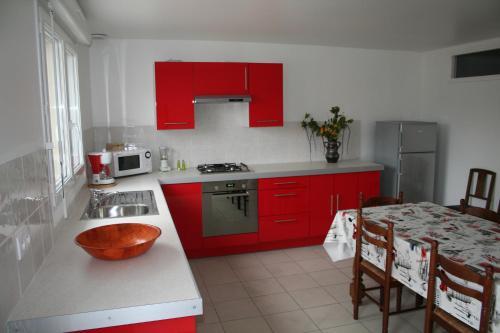 Le gîte de Magaly : Guest accommodation near Landrethun-le-Nord