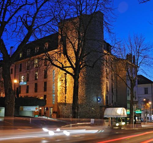 Hotel The Originals de La Tour Maje Rodez (ex Inter-Hotel) : Hotel near Rodez