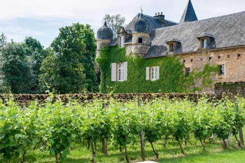 Château de Labro - Les Collectionneurs : Hotel near Druelle