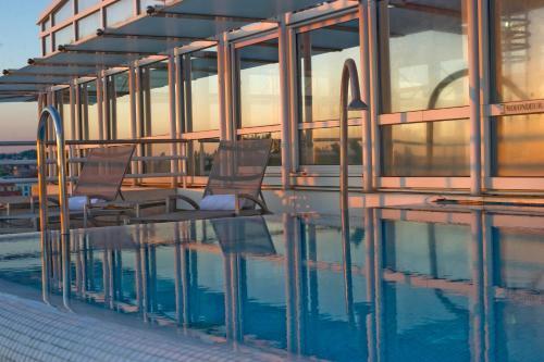 Vichy Celestins Spa Hotel : Hotel near Saint-Priest-Bramefant