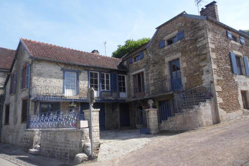 Les Chambres de Rochefort : Bed and Breakfast near Noiron-sur-Seine
