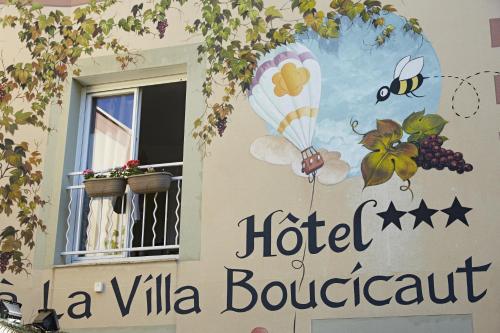 A La Villa Boucicaut : Hotel near Jully-lès-Buxy
