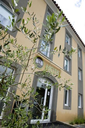B&B Hôtel Aix-en-Provence Le Tholonet : Hotel near Fuveau
