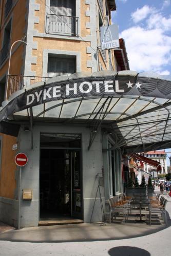 Dyke Hotel : Hotel near Ouides