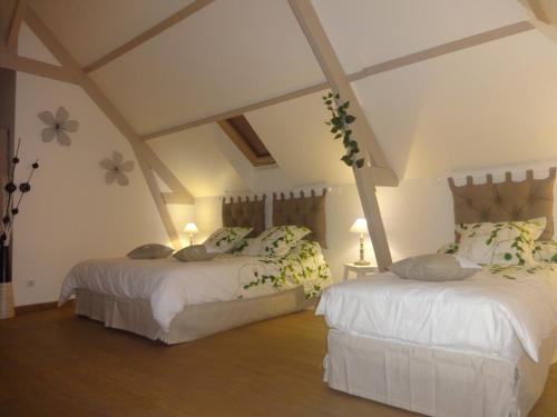 Un Parfum de Campagne : Bed and Breakfast near Ville-sur-Ancre