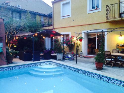Chez Martine - Appartement Côté Jardin : Apartment near Pennautier