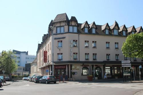 Hotel Normandy : Hotel near Écos