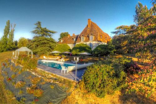La Maison Migeon : Bed and Breakfast near Salagnac