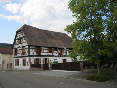 Chambres et Table d'hôtes Au Canon : Guest accommodation near Reichsfeld