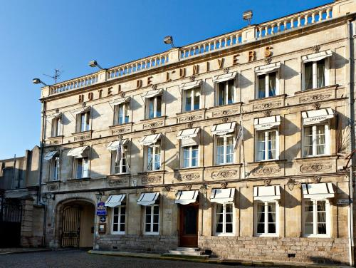 Najeti Hôtel de L'univers : Hotel near Boyelles