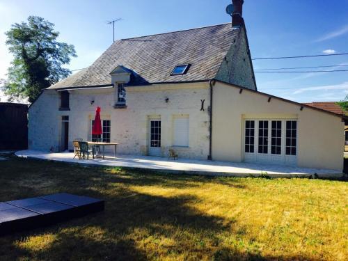 Maison Coeur Nature : Guest accommodation near Langé