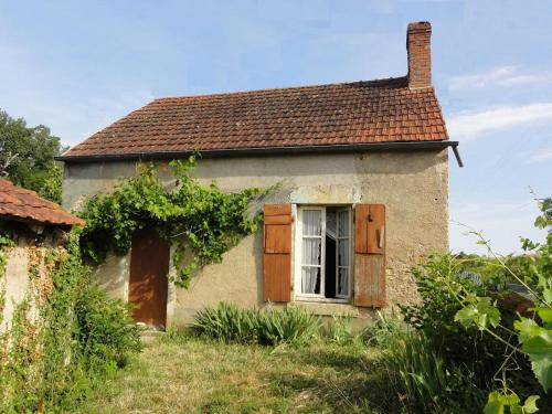 Le Porteau Enchanteur : Guest accommodation near Saint-Denis-de-Jouhet