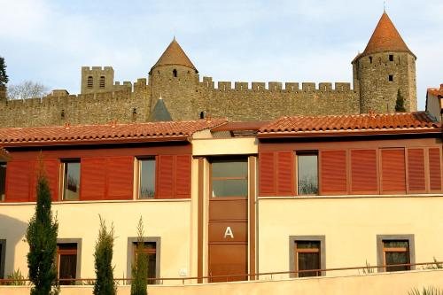 Adonis Carcassonne : Guest accommodation near Cavanac