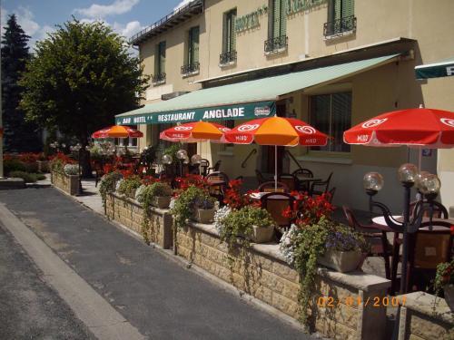 Hôtel Restaurant Anglade : Hotel near Estaing