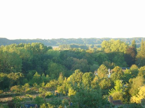 L'ecole des Filles : Guest accommodation near Vancé