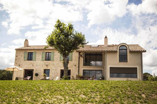Domaine De La Dune : Bed and Breakfast near Aillas