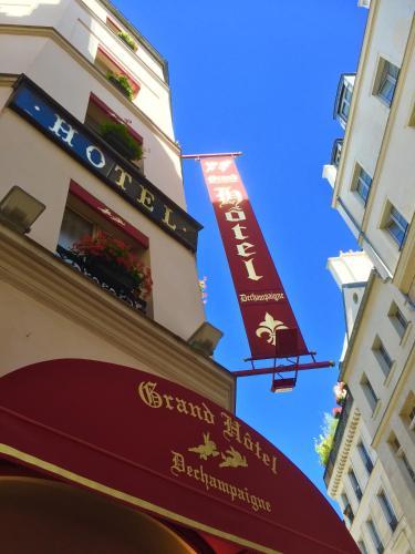 Grand Hôtel Dechampaigne : Hotel near Paris
