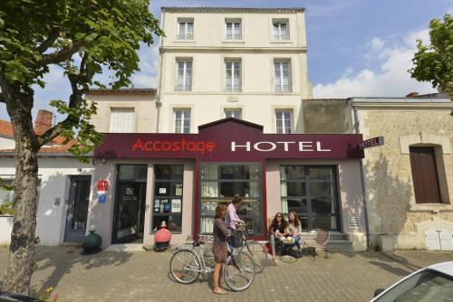 Accostage Hôtel : Hotel near L'Houmeau