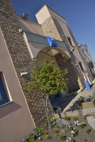 Hotel Ibis Budget Saint-Etienne : Hotel near Valfleury