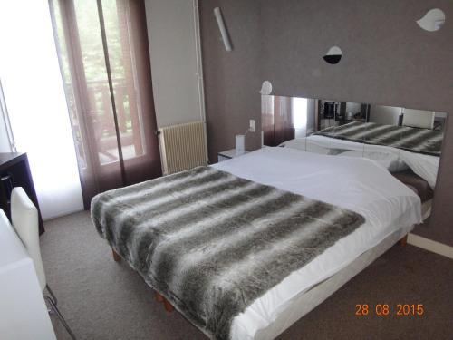 Hôtel Bon Accueil : Hotel near Nantua