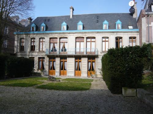 Hôtel Particulier des Canonniers : Guest accommodation near Essigny-le-Petit