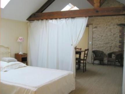 L'Ancienne Boulangerie : Guest accommodation near Faye-d'Anjou