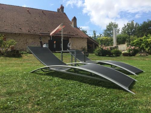 Chambres d'Hôtes L'Orée des Vignes : Guest accommodation near Cosne-Cours-sur-Loire