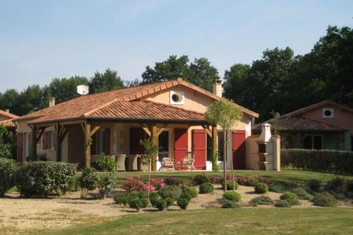 Domaine les Forges : Guest accommodation near Saint-Martin-de-Saint-Maixent