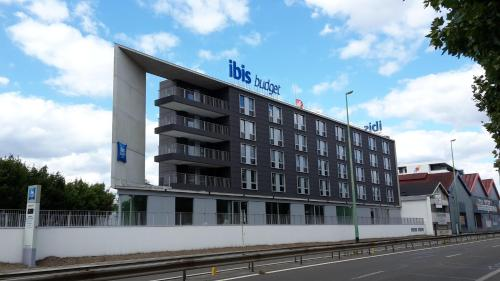 ibis budget Bezons Rives De Seine : Hotel near La Frette-sur-Seine