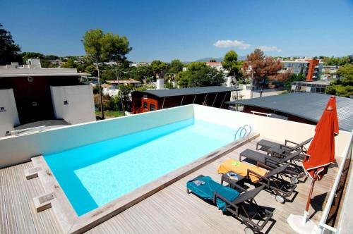 Odalys City Antibes Olympe : Guest accommodation near Biot