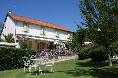 Relais du Silence Auberge La Tomette : Hotel near Maurs