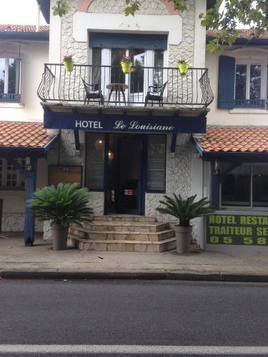 Le Louisiane : Hotel near Soorts-Hossegor