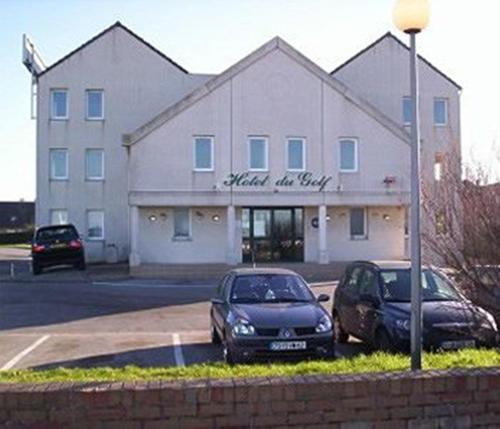 Hôtel Résidence du Golf : Hotel near Coquelles