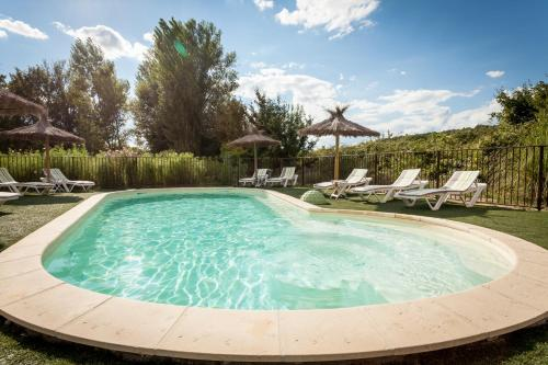 Auberge Gardoise : Guest accommodation near Lussan