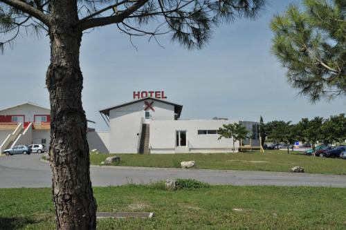 Relais de Barbezieux : Hotel near Sainte-Souline