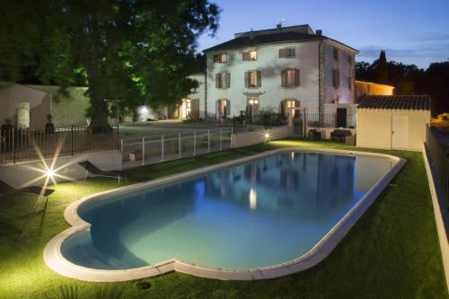 Espace de l'Hers : Guest accommodation near Roquemaure