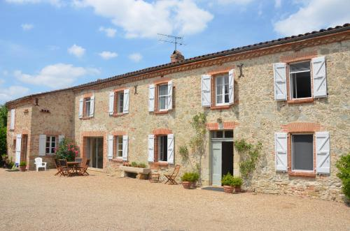 Le Mas De Marie : Bed and Breakfast near Damiatte