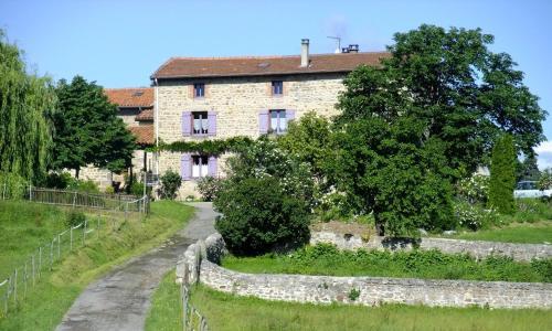 Gite de l'Elevage de la Mûre : Guest accommodation near Cuzieu