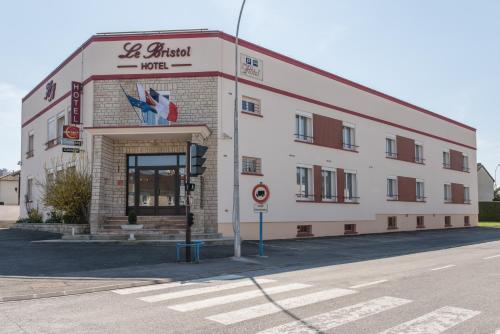 Hotel Bristol : Hotel near Somme-Suippe