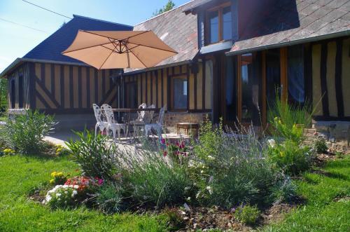 Ndila Cottage : Guest accommodation near Fatouville-Grestain