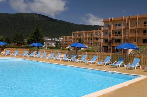 Résidence Odalys Le Sornin : Guest accommodation near Engins